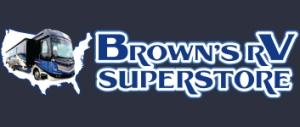 BROWNS RV SUPERSTORE